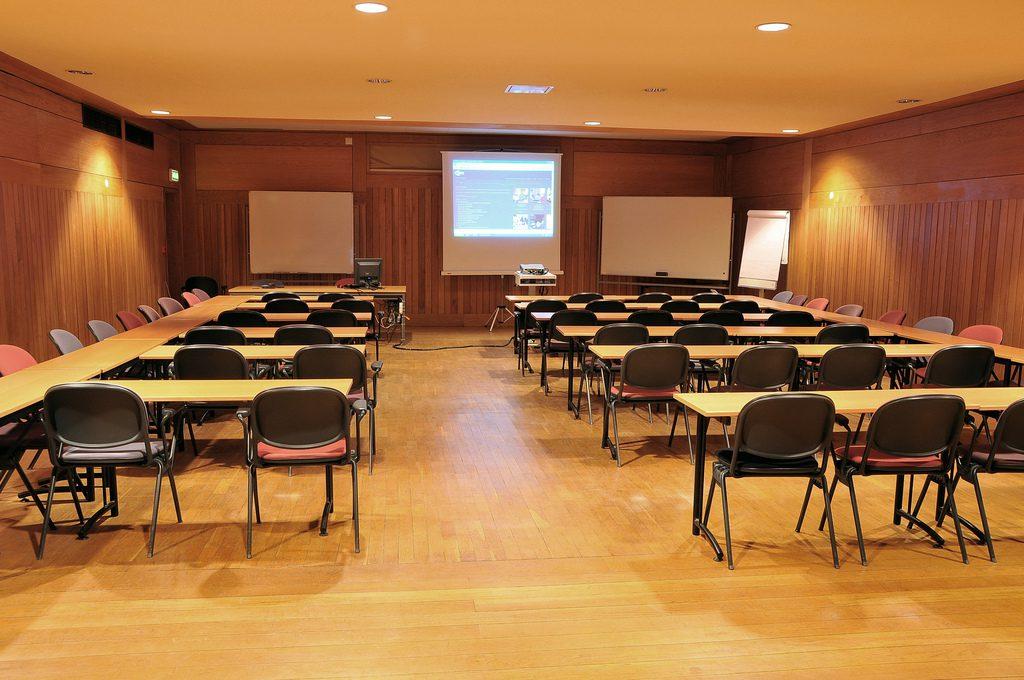 Sala dos Workshops