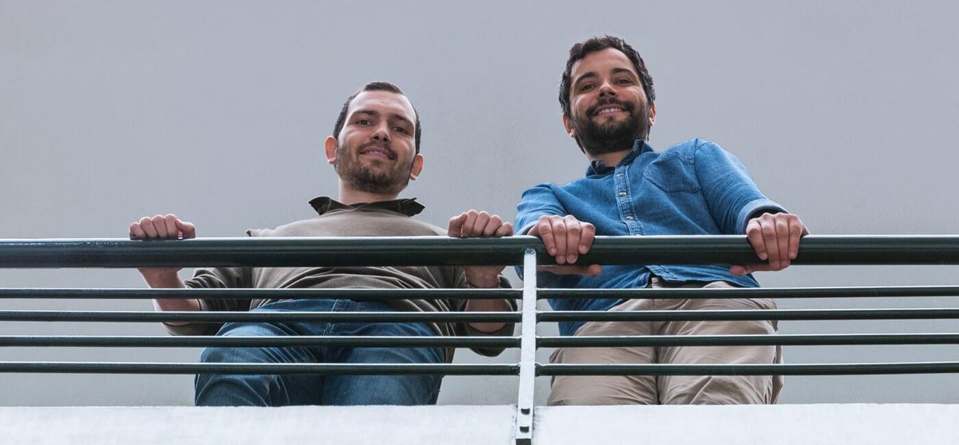Tiago Machado e Sandro Fernandes